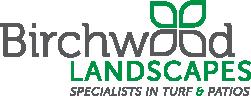 Birchwood Landscapes Logo